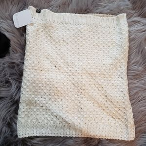 Fabletics Cowl neck scarf